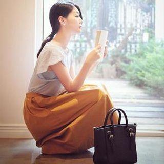 MASoeur - A-Line Midi Skirt