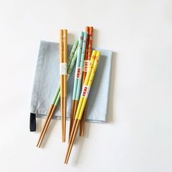 Timbera - Print Chopsticks Set