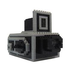 M.H. Blocks - 復古相機積木玩具