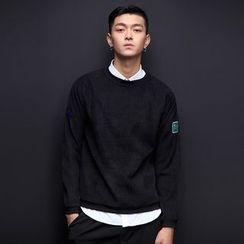 Alvicio - Applique Sweatshirt