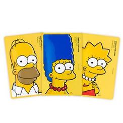 The Face Shop - Character Mask (The Simpsons) (3 Types) 1pc