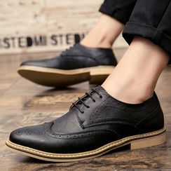 WeWolf - Genuine Leather Oxford Shoes