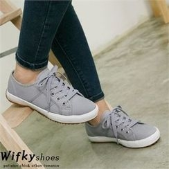 Wifky - Lace-Up Sneakers