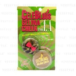 BCL - Celeblous Gelina Cheek Form LA (#01 Honey Toast)