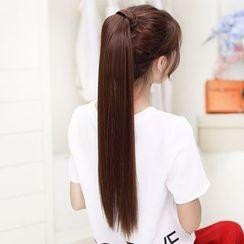 LUMAN - 馬尾 - 直髪