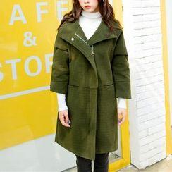 Enocula - Zip Coat