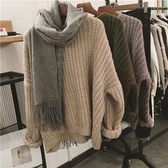 YOSH - 粗織毛衣