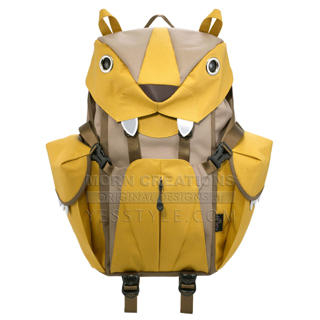 Morn Creations - Big Cats Backpack (L)