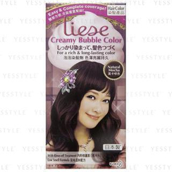 Kao - Liese Creamy Bubble Hair Color (Natural Mocha)