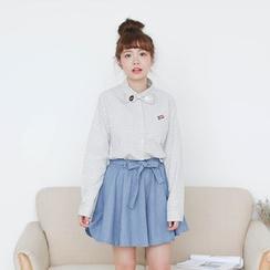 Storyland - Long-Sleeve Check Shirt