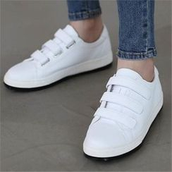 CHICFOX - Platform Velcro Sneakers
