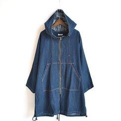 Waypoints - Denim Hooded Jacket