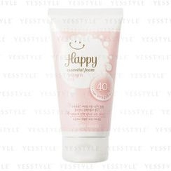 Etude House - Happy Essential Foam - Collagen