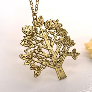 Fit-to-Kill - Tree Necklace