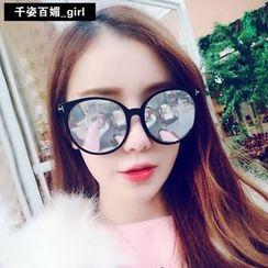 MOL Girl - Mirrored Sunglasses