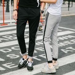 Evolu Fashion - Couple Matching Sweatpants