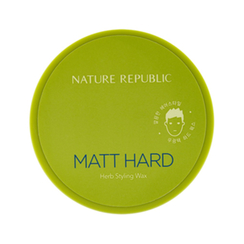 Nature Republic - Herb Styling Wax Matt Hard 70g