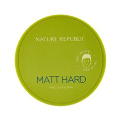 Nature Republic - Herb Styling Wax Matt Hard 70g