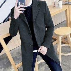 Consto - 毛呢长款大衣
