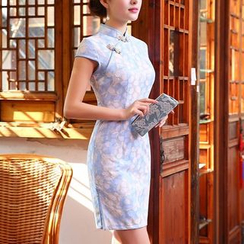 Bridal Workshop - 盖袖蕾丝旗袍
