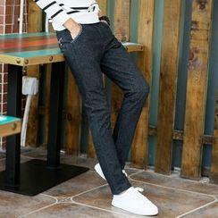 Denimic - Straight-Leg Pants