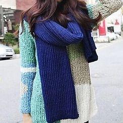 Rita Zita - Couple Matching Knit Scarf