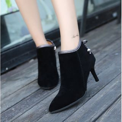 Simply Walk - High Heel Ankle Boots