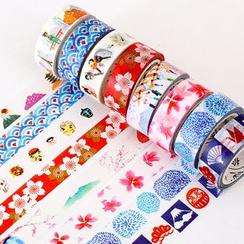 OH.LEELY - Japanese Style Masking Tape