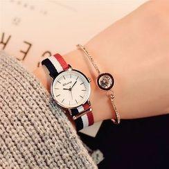 Tacka Watches - 條紋帶式手錶