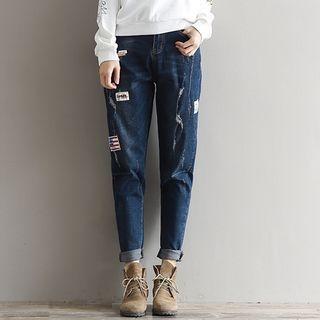 Clover Dream - Harem Jeans