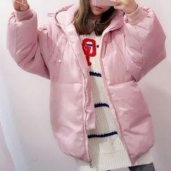 YUKISHU - Hooded Padded Jacket