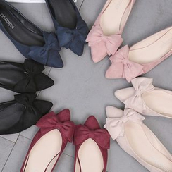 IYATO - Bow-Accent Flats
