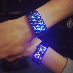 Tacka Watches - Matching Couple LED Digital Watch