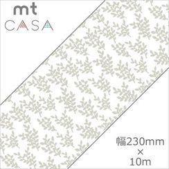 mt - mt Masking Tape : mt CASA FLEECE Leaf Rowing