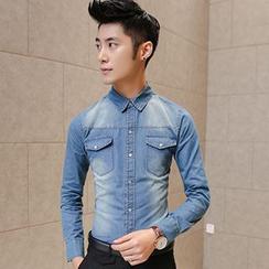 Consto - 牛仔襯衫