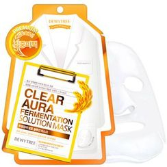 DEWYTREE - Clear Aura Fermentation Solution Mask 10pcs