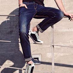 Dot2Dot - Straight-Cut Jeans