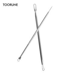 TOORUNE - Set of 2: Double Ended Blackhead Remover