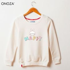 Onoza - 印花套頭衫