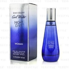 Davidoff - Cool Water Night Dive Woman Eau De Toilette Spray