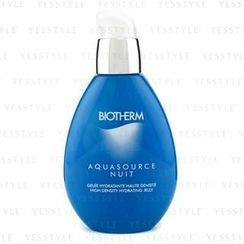 Biotherm 碧欧泉 - Aquasource Nuit High Density Hydrating Jelly (For All Skin Types)