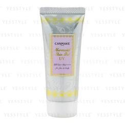 Canmake - 美人鱼防晒啫喱底霜 SPF 50+ PA++++ (#01 透明)
