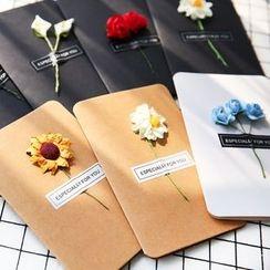 Cute Essentials - Flower Greeting Card
