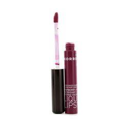 Korres - Raspberry Antioxidant Liquid Lipstick - #28 Berry