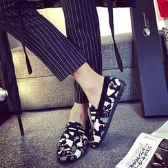 Eurosole - 迷彩樂福鞋