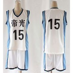 Comic Closet - Kuroko's Basketball Kuroko Tetsuya Cosplay Costume