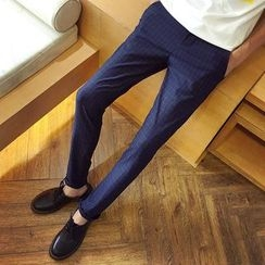 Bay Go Mall - Slim Fit Pants