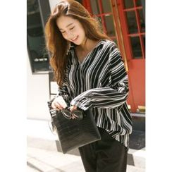 REDOPIN - Striped Blouse