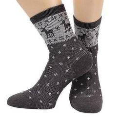 New Feona - Nordic-Print Socks
