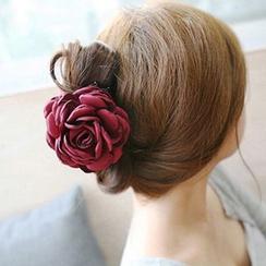 MI LI - Rosette Hair Claw